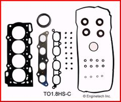 Head Gasket Set (EngineTech TO1.8HS-C) 00-06