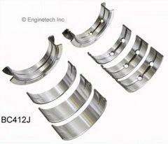 Main Bearing Set (EngineTech BC412J) 85-05