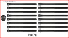 Head Bolt Set - Both Heads (EngineTech HB178) 99-09
