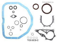 Lower Gasket Set (EngineTech TO3.0CS-C) 92-05