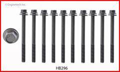 Head Bolt Set (EngineTech HB296) 01-05