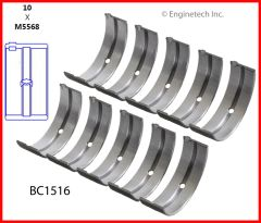 Main Bearing Set (EngineTech BC1516) 86-05