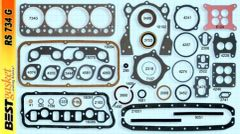 Full Gasket Set (Best RS734G) 52-57