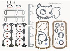 Full Gasket Set - FWD (EngineTech B181-1) 82-85