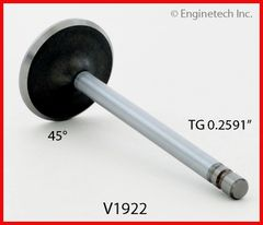 "Intake Valve 1.840"" (EngineTech V1922) 79-95"