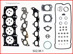 Full Gasket Set (EngineTech SU2.3K-1) 04-07