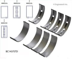 Main Bearing Set (EngineTech BC1437) 88-04