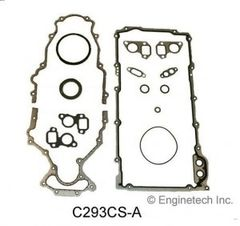 Lower Gasket Set (EngineTech C293CS-A) 99-15