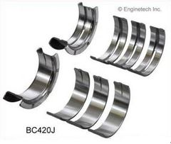 Main Bearing Set (EngineTech BC420J) 82-08