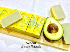 Avocat (Avocado) Shea Butter Soap
