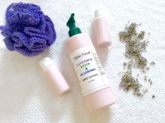 Lavender, Kefir & Blueberry Body Lotion