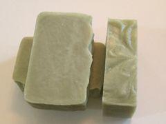 Concombre (Cucumber) & Peppermint Soap
