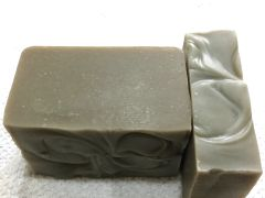 Dead Sea Mud, Kefir & Shea Butter Soap (For Men)