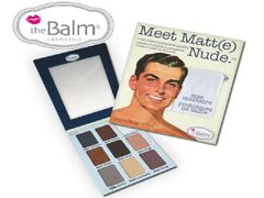 The Balm Meet Matte NUDE Eyeshadow Palette