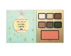 Too Faced Eggnog Latte Palette