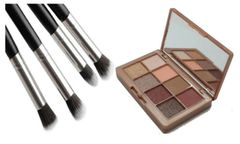 Khroma Beauty Kourtney's Kardazzle &4PCS Blending Beauty Eye Brush Set