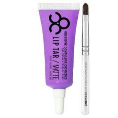 OCC Obsessive Compulsive Cosmetics Lip Tar Matte Rollergirl