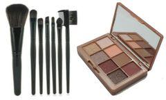 Khroma Beauty Kourtney's Kardazzle &7Pcs Make Up for you Brush Set