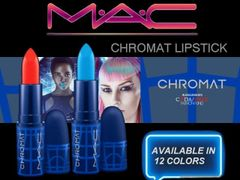 MAC X Chromat Limited-Edition Lipstick Choose Your Shade