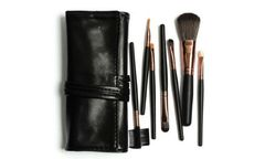 Dollface 7 Piece Deluxe Professional Brush Set Travel