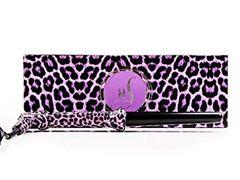 Herstyler Grande Purple Leopard Curler 18-25mm