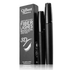 QiBest Cosmetics 3D Fiber Lashes Mascara