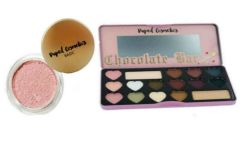 Duped Cosmetics Powder Blush + Duped BonBons Eyeshadow Palette Set