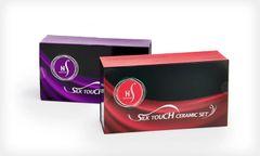 Herstyler Silk Touch Ceramic Set (Purple)