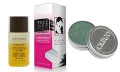Laura Mercier Eye MakeUp Remover+Face Off Cloth+Cargo Eyeshadow Set