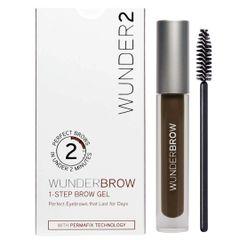 WUNDER2 WUNDERBROW Gel (Black/Brown)