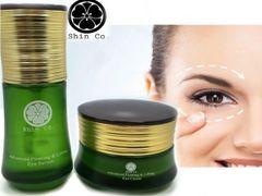 Shin Co Advanced Firming & Lifting Eye Set ( Cream + Serum)