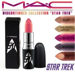MAC COSMETICS | Star Trek Discontinued Collection Choose Your Shade