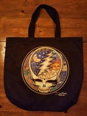 Grateful Dead Night/Day SYF Tote Bag