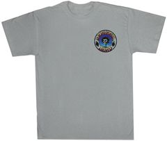 Grateful Dead Bertha Pocket, Solid T-Shirt