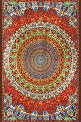 Grateful Dead Dancing Bear Vibrations Tapestry