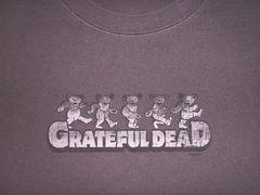 Grateful Dead Dancing Bears, Solid T-Shirt