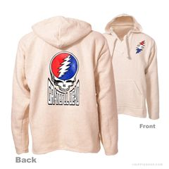 Grateful Dead SYF White Baja