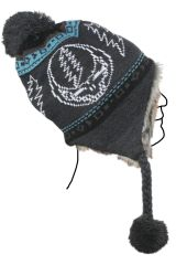 Grateful Dead SYF Ski Hat Grey