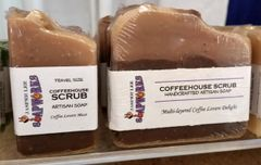 Coffeehouse Scrub