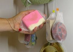Non-slip Soap Net