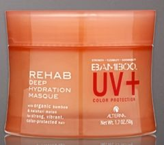 Bamboo UV + Rehab Deep Hydration Masque 1.7 Oz