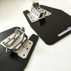 POLARIS RZR XP 1000 / TURBO OEM MUD FLAPS
