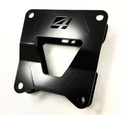 RZR XP TURBO / RS1 RADIUS ROD CHASSIS BRACE / BLACK