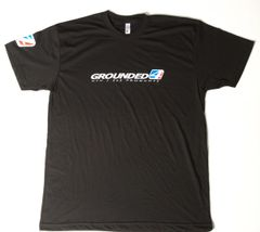 GROUNDED 4 T-SHIRT