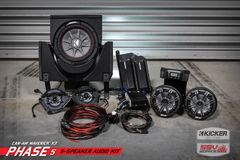 X3 5 SPEAKER AUDIO KIT