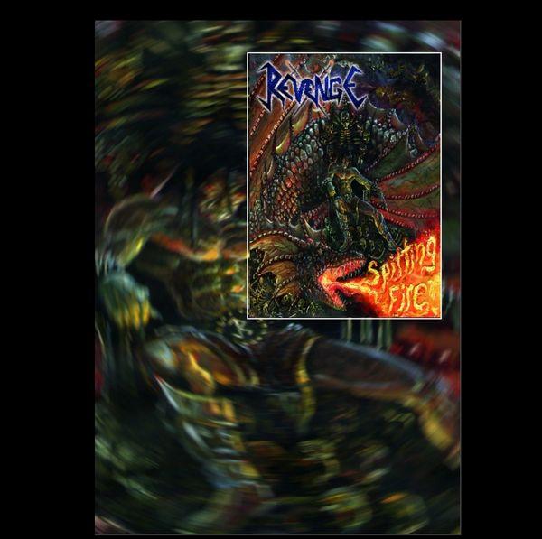 Revenge - Spitting Fire (Cassette)