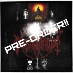 Diabolus Amator - For the Fortress Of Satan ( PRE ORDER CD )