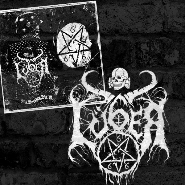 LÜGER - Kill, Worship, Die !!! ( Vinyl ) VFR !
