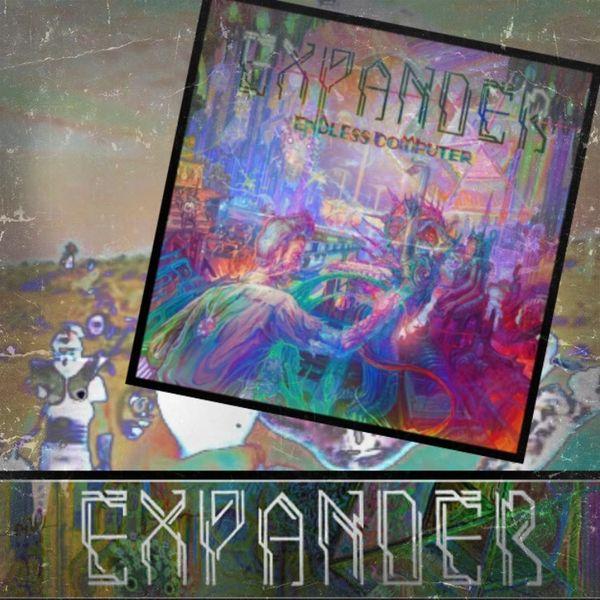 EXPANDER - Endless Computer ( CD )