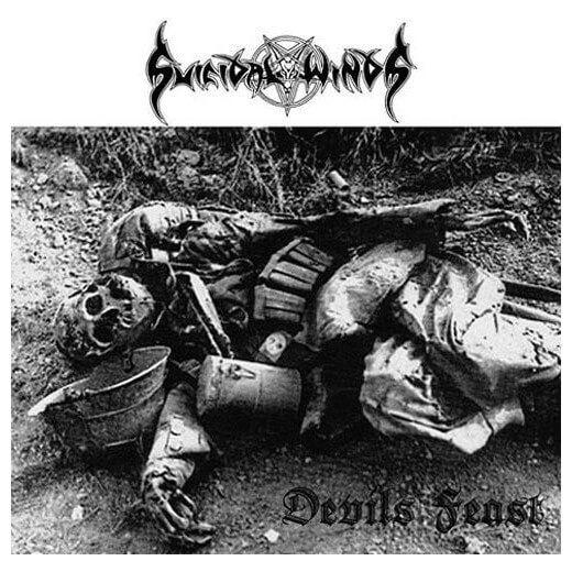 Suicidal Winds - Devils Feast ( CD )